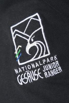 Junior Ranger-Aufnäher, Nationalpark Gesäuse