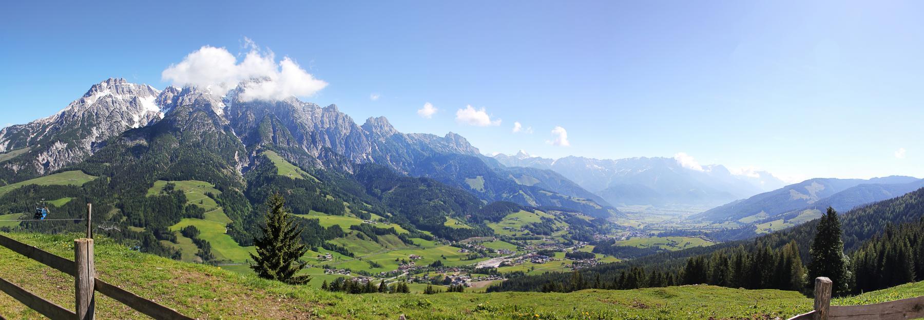 Lazinser Alm Südtirol - Touren, Wetter, Zimmer - Bergwelten