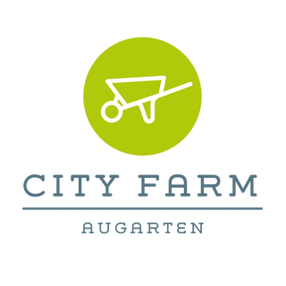 Logo City Farm Augarten