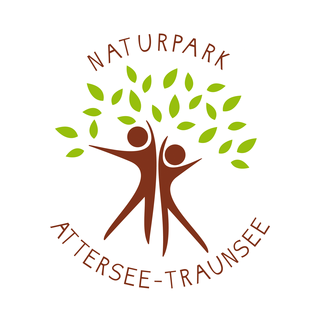 Logo Naturpark Attersee-Traunsee