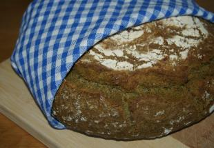 no reuse Brot backen
