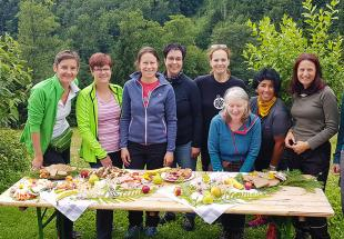 no reuse WildnisCamp Frauen in der Wildnis