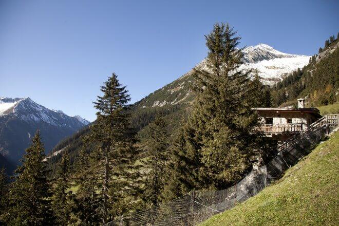 Naturpark Zillertal Ginzling c Zillertaltourismus blickfang Photographie