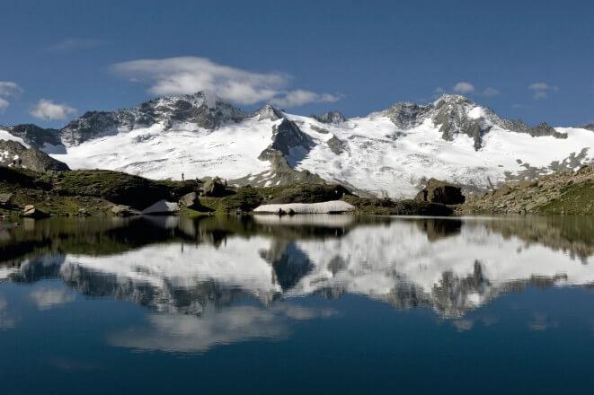 Hochgebirgs-Naturpark Zillertaler Alpen Schwarzsee c Zillertal Tourismus Hermann Muigg