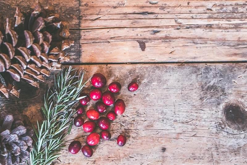 gruene Weihnachten