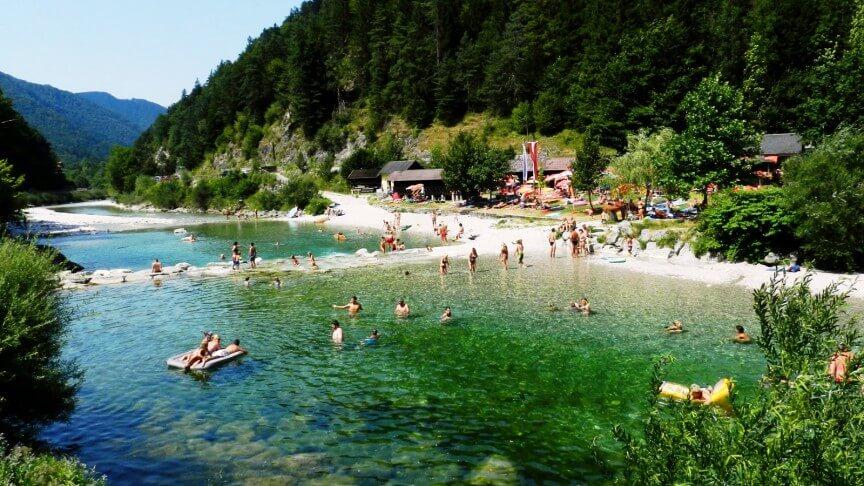 10 Naturbäder In österreich Blühendes österreich