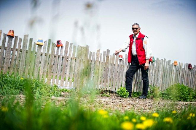 Naturschutz in Lamprechtshausen mit Bürgermeister Johann Grießner