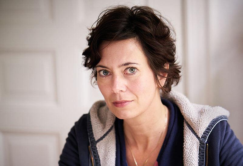 Literatur und Wandern Eva Menasse
