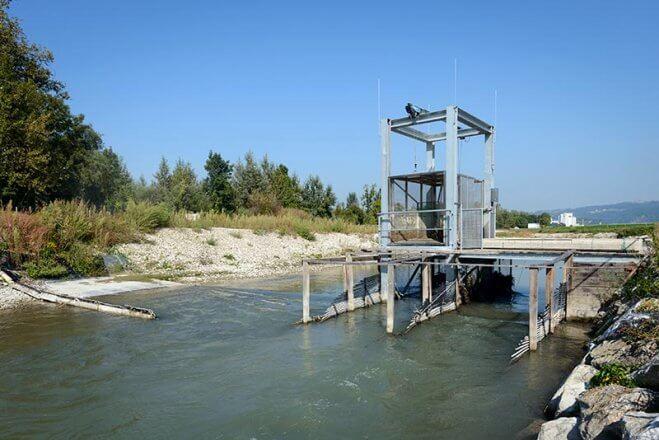 Renaturierung Fischwanderhilfe
