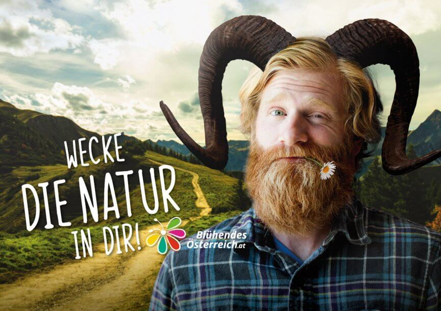 Wecke die Natur in dir mit dem Online Portal von Blühendes Österreich!