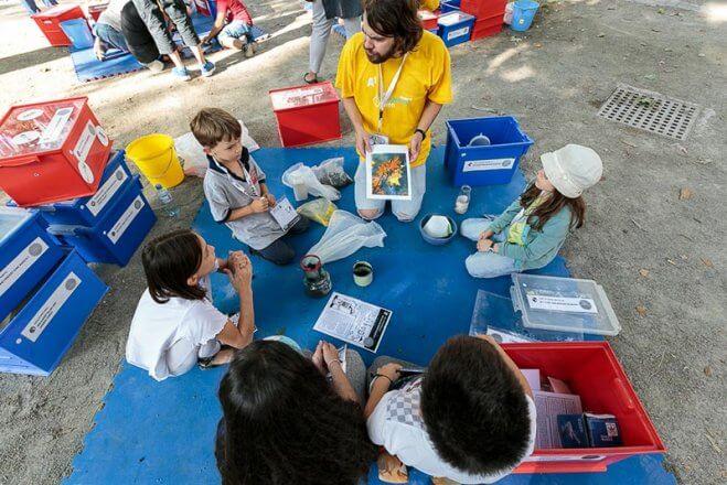 Kinderuni Umweltbildung