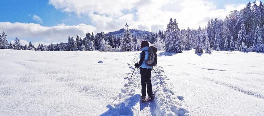 veranstaltungstipps schneeschuhwandern