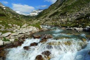 Flüsse in Österreich - Kleinelendtal im Nationalpark Hohe Tauern (c) Ch. Schwann